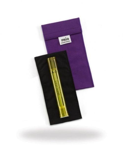 Purple Duo Wallet
