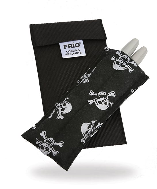 Frio Skull Medication Cooling wallet